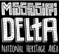 Mississippi Delta National Heritage Area logo